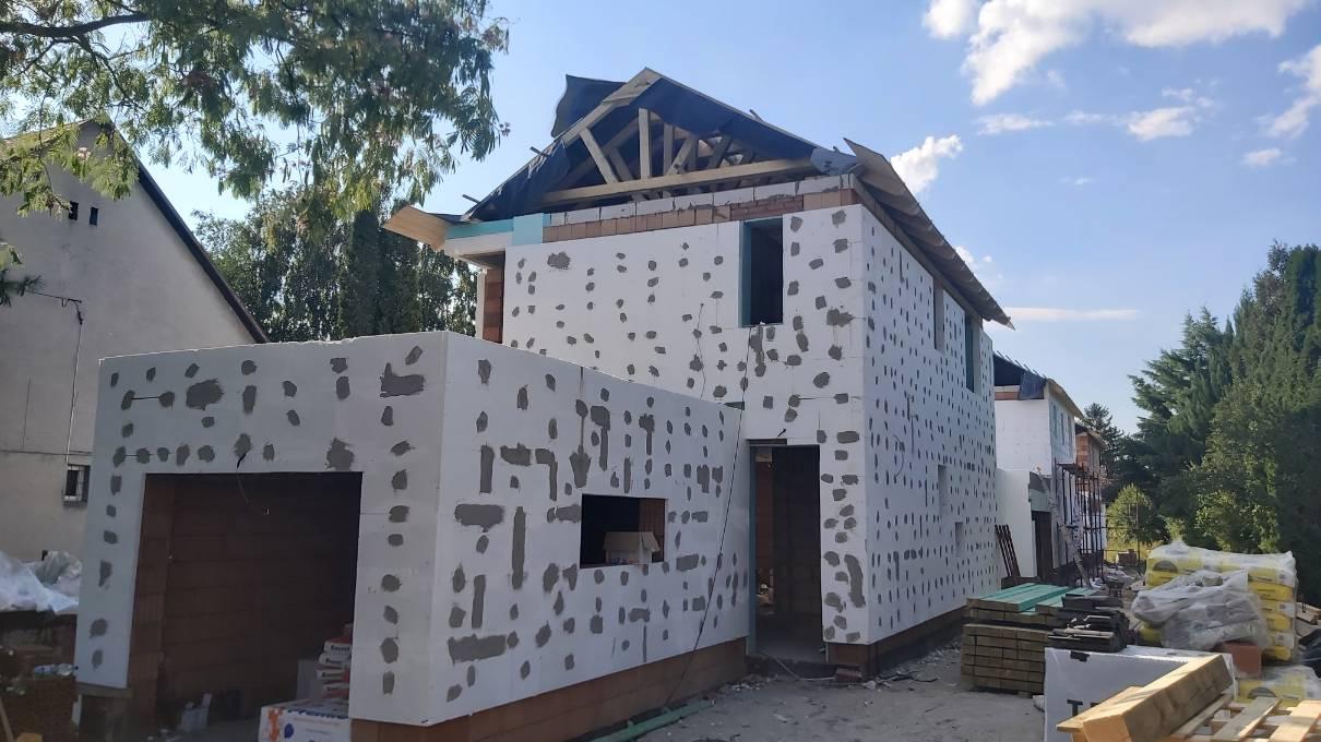 kulcsrakész házépítés Budakeszi Szél utca generálkivitelezés hitel csok